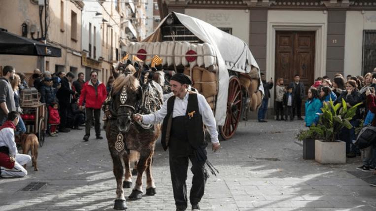Suspesa la rua dels Tres Tombs 2019