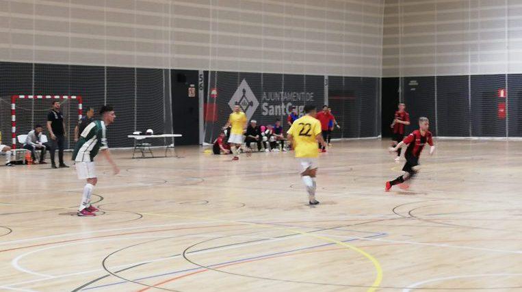 Copa Catalunya: El Sant Cugat Futbol Sala torna a guanyar l'Olimpyc