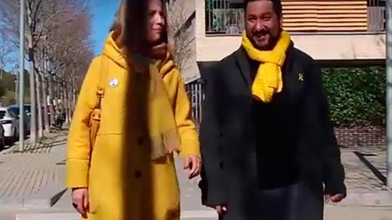 ERC difon un vídeo on es veu Mireia Ingla apropant-se als reptes de Can Mates