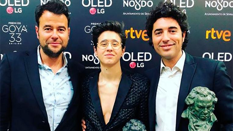 Premi Goya als millors efectes especials per In Extremis Film Services