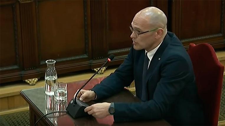 Raül Romeva tancarà la llista d'ERC per a les municipals