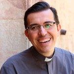 Mossèn Emili Marlés, rector de la parròquia de Sant Pere d'Octavià