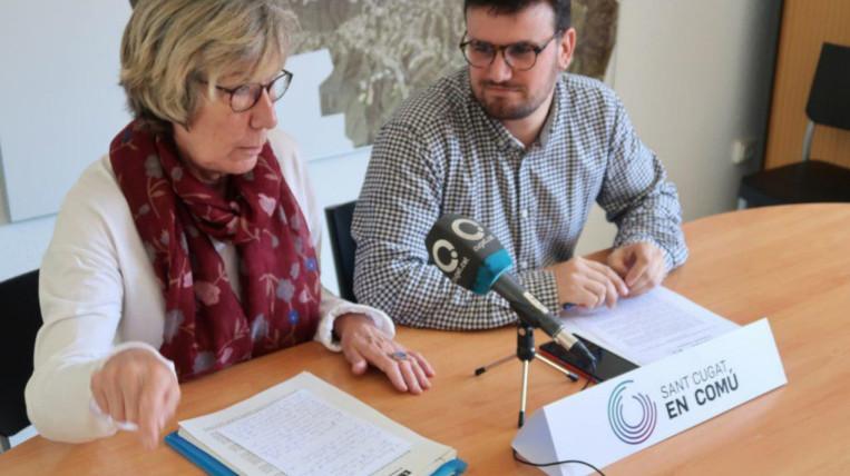 El vot fragmentat amb Podem, la principal causa dels mals resultats dels comuns segons l'assamblea del partit