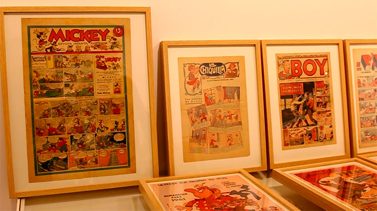 Sant Cugat acollirà el primer Museu del Còmic de l'estat espanyol