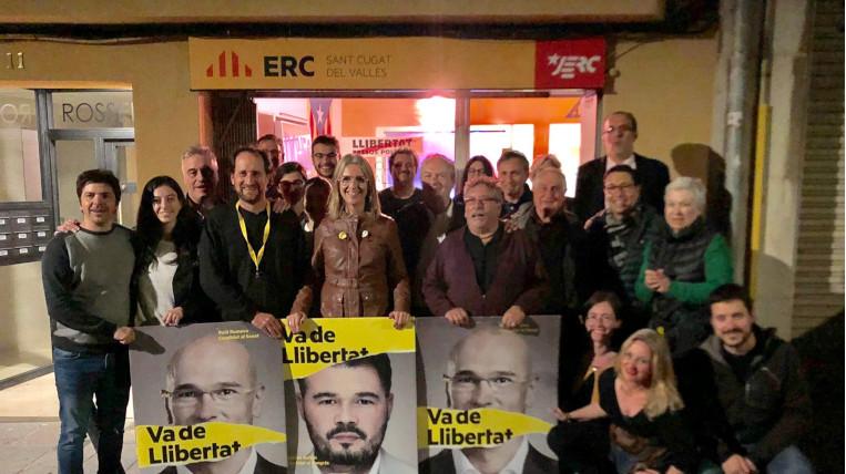 ERC guanya les eleccions generals a Sant Cugat