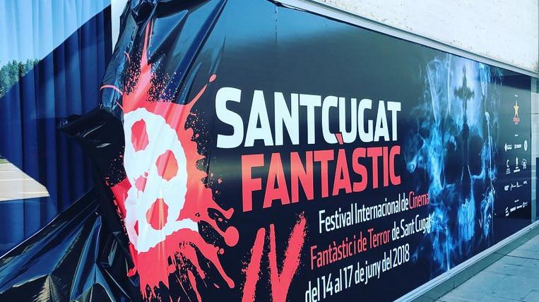 """Tot a punt per la cinquena edició del festival de cinema """"Sant Cugat Fantàstic"""""""