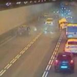 Mor l'home ferit crític a l'accident de dilluns als túnels