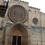 Més d'un milió d'euros per evitar que el Monestir de Sant Cugat es cremi com Notre Dame