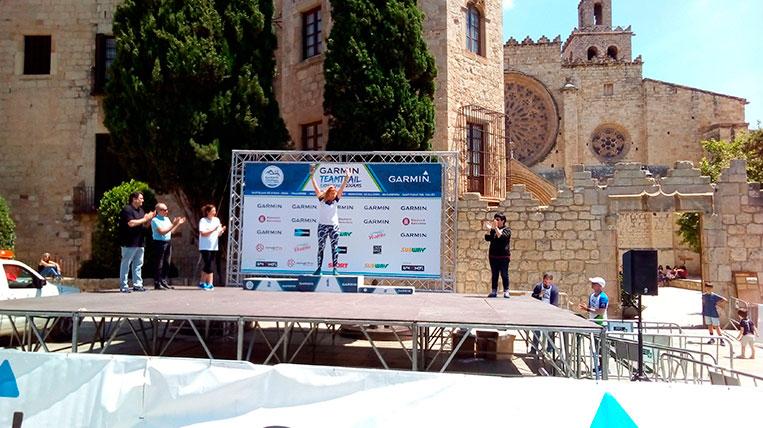 Sant Cugat va acollir el final de la tercera edició de la cursa Garmin TeamTrail Experience