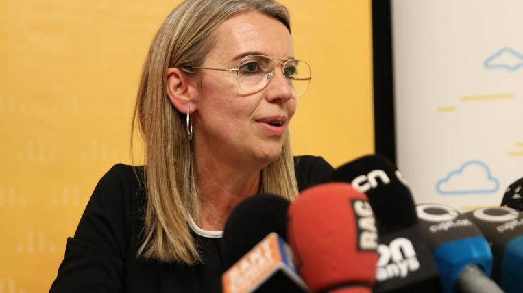 Mireia Ingla serà alcaldessa amb els vots dels regidors d'ERC, PSC i la CUP