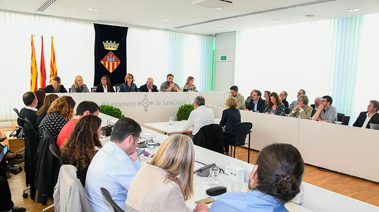 Coneix els 25 nous regidors de l'Ajuntament de Sant Cugat