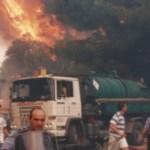 25 anys del pitjor incendi viscut a Sant Cugat