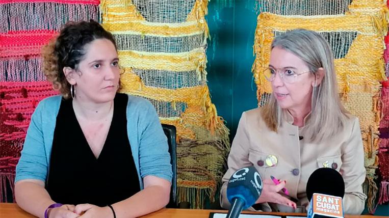 L'alcaldessa de Sant Cugat rebutja la sentència del procés i demana diàleg