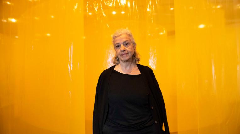 L'artista Àngels Ribé, Premi Nacional d'Arts Plàstiques 2019 del Ministeri de Cultura