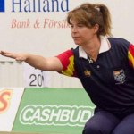 La campiona del món de petanca, Yolanda Matarranz, convidada d'honor del Club Petanca Sant Cugat