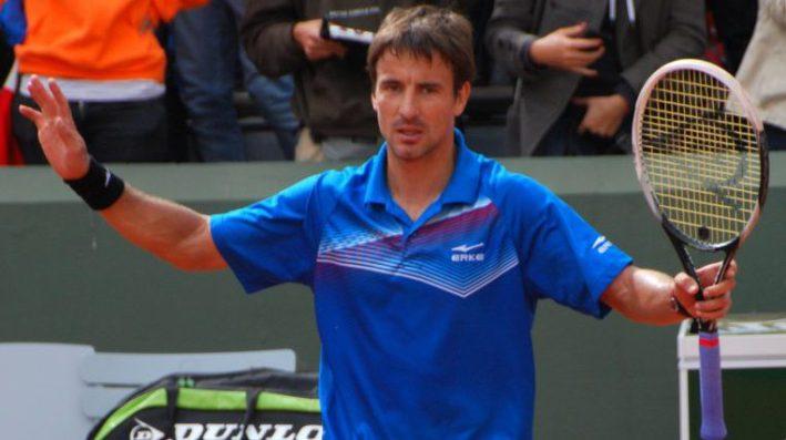El tennista i santcugatenc, Tommy Robredo, es casa al Monestir amb Patricia Berga