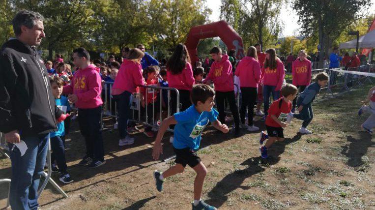 El Cros Ciutat Sant Cugat recapta més de 1.500 euros per a Girgal Solidari