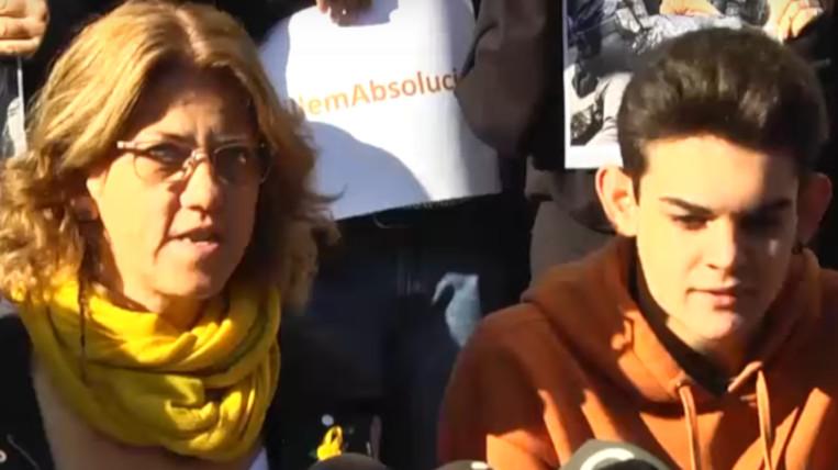 El Guillem, el menor santcugatenc detingut a Via Laietana el 18-O, es querella contra la Policia Nacional per maltractaments