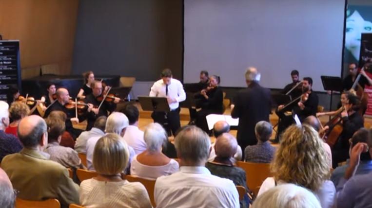 L'Orquestra Simfònica Sant Cugat enceta el Cicle de Música de Cambra