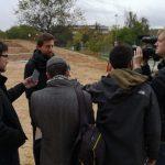 El projecte de l'amfiteatre dels Jardins del Vallès estarà acabat abans del gener