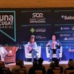 Sant Cugat Empresarial reflexiona sobre el talent davant d'un centenar d'empresaris