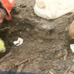 La trobada de restes arqueològiques paralitza les obres de l'avinguda Cerdanyola