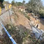 Preocupació veïnal per l'estat de l'avinguda Pere Planas