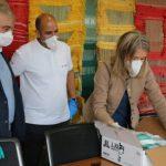 Les residències de gent gran de Sant Cugat reben més material de protecció