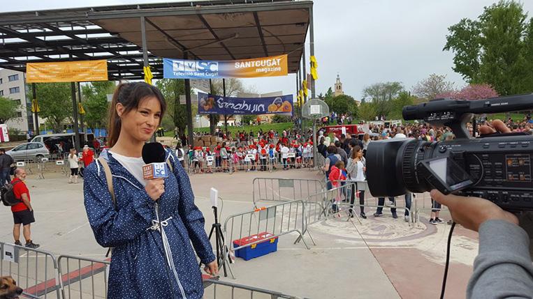 Televisió Sant Cugat us oferirà en directe la sortida de la Marxa Infantil aquest diumenge a les 9.00h del matí