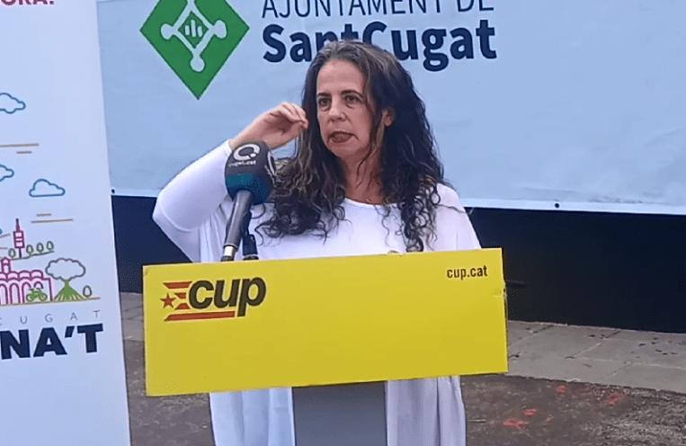 La CUP celebra l'inici del judici pel cas 3%