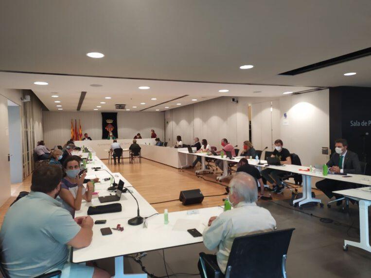ple municipal sessió ordinària ajuntament sant cugat moció ciutadans Pla Municipal en contra de l'okupació il·legal