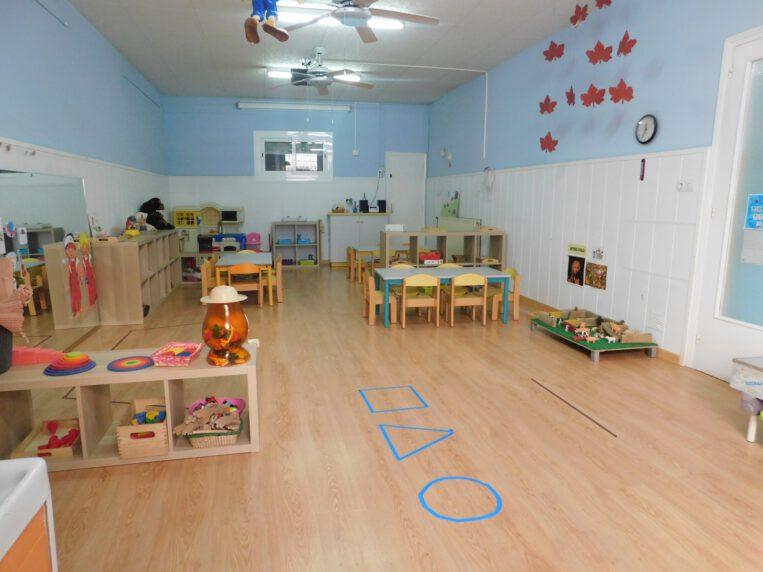 Carta de comiat a la llar d'infants Mainada