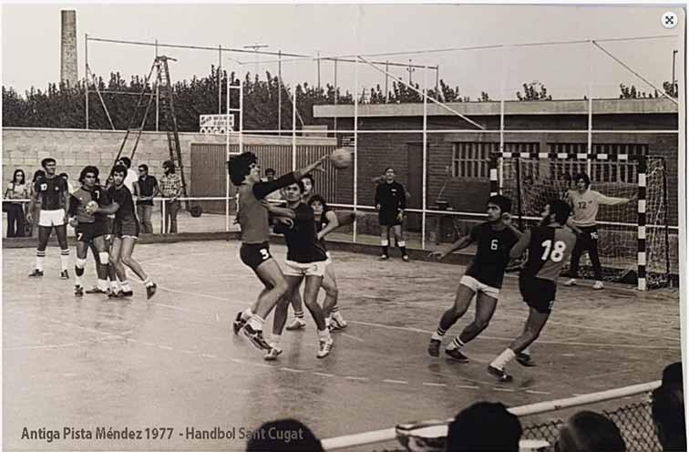 El partit: Club Handbol Sant Cugat – C.H. La Salle Montcada A. 27/2/21