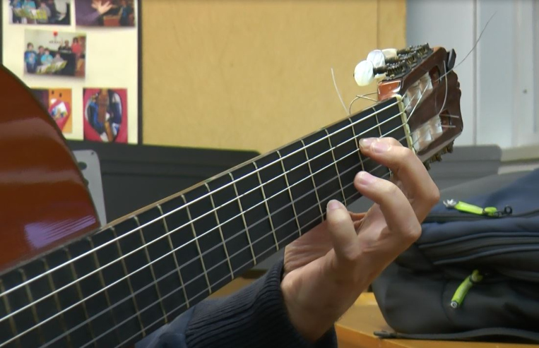 La falta de wifi dificulta les classes virtuals de l'Escola de Música de Sant Cugat