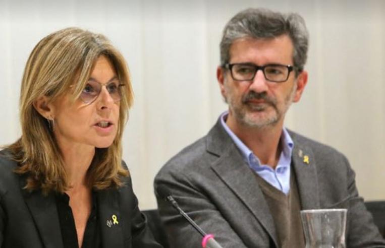 Junts i la CUP demanaran al ple que Sant Cugat es declari  municipi antimonàrquic i Felip VI persona non grata