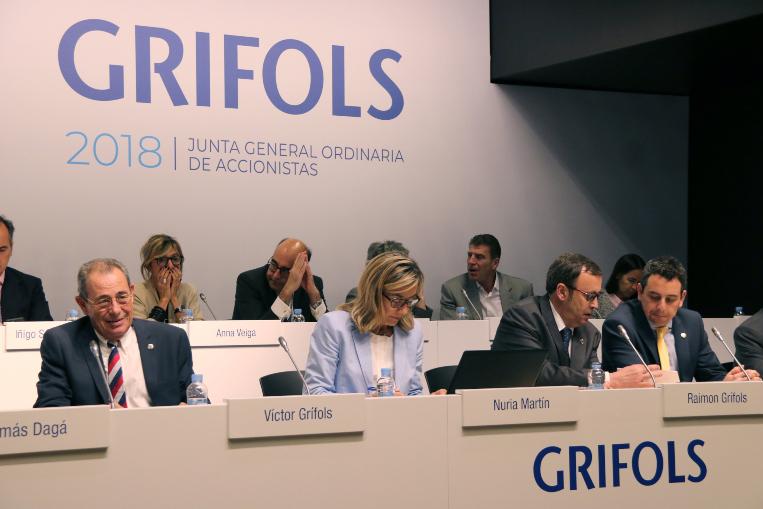 Grifols inicia un assaig clínic amb un medicament que podria proporcionar immunitat immediata contra la covid