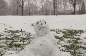 Sant Cugat activa la situació de PREALERTA davant el risc de neu el proper dia 9