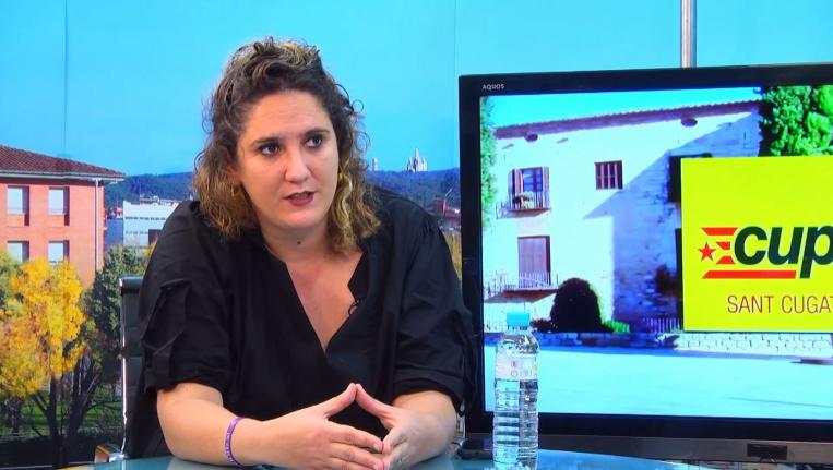 Núria Gibert denuncia possibles motius partidistes en l'endarreriment de La Mirada