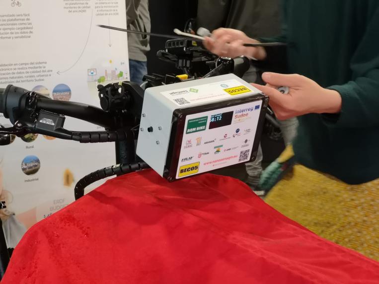 Sant Cugat inicia una prova pilot per mesurar la qualitat de l'aire a través de nanosensors