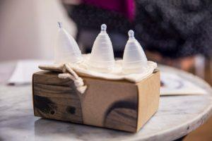 L'Ajuntament distribueix 500 copes menstruals