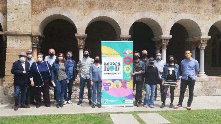 El festival cultural Sant Cugat al Descobert proposa unes 60 activitats durant l'estiu