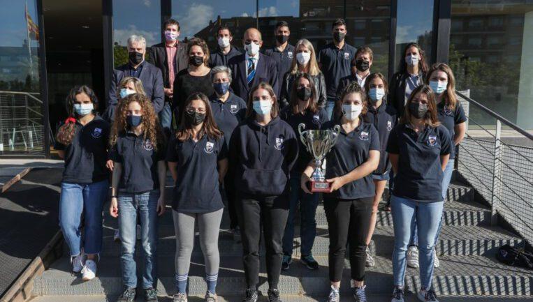 El Club Rugbi Sant Cugat ascendeix a la màxima categoria del rugbi femení estatal