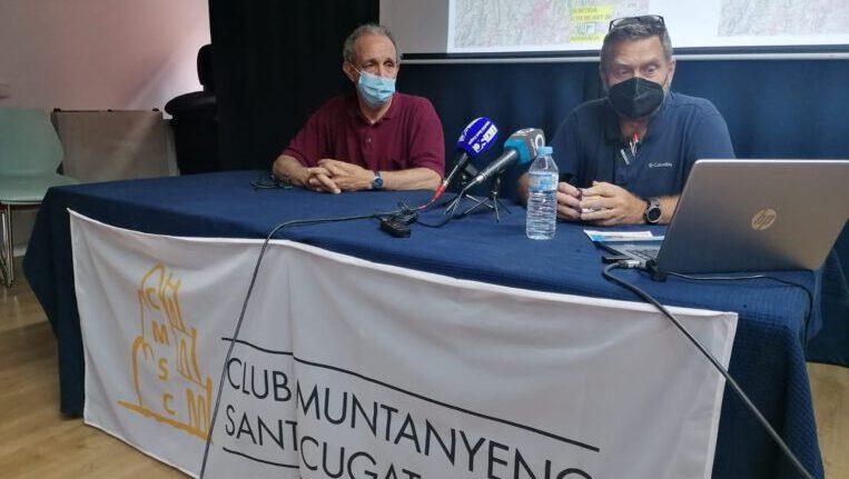 El 19 de juny se celebra la 14a Transfronterera del Club Muntanyenc amb un recorregut pel Vallès