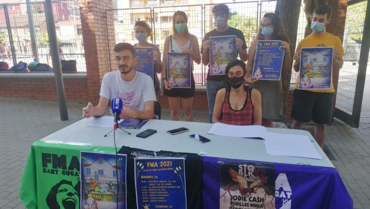 Torna la Festa Major Alternativa: a l'escola Joan Maragall, amb Batalla de Penyes i amb un aforament de 600 persones