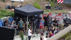 Coldplay grava el seu nou videoclip a Rubí