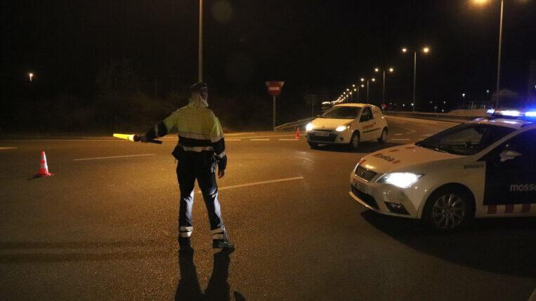 Entra en vigor el confinament nocturn a Sant Cugat entre la una de la matinada i les sis del matí