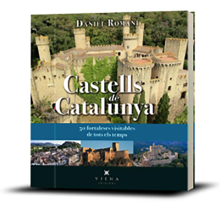 """Presentació del llibre """"Castells de Catalunya"""", amb concert de blues de la banda """"Thee Time Losers""""."""