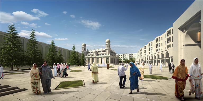 Bhendi Bazaar Redevelopment