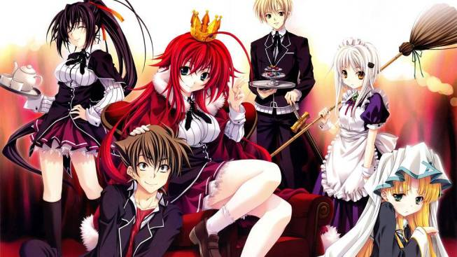 HighSchool DxD Season 4 Release Date