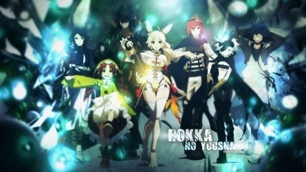 Rokka No Yuusha Season 2